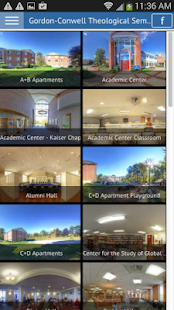 Gordon-Conwell Seminary - screenshot thumbnail