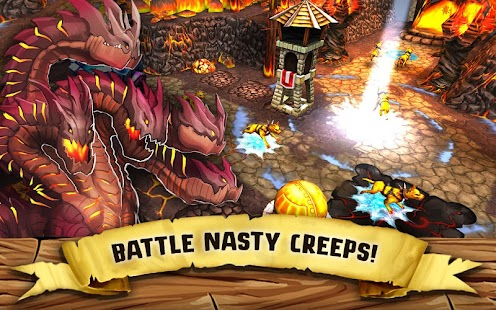 Incoming! Goblins Attack TD Screenshot 13