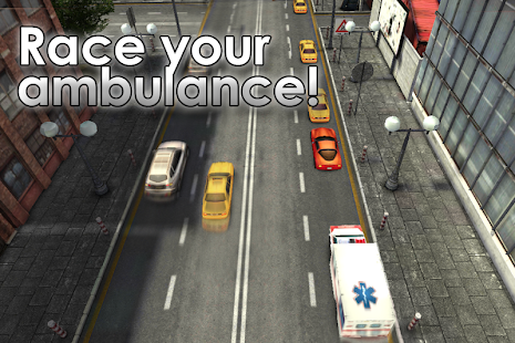 911 Ambulance Joyride Racing - screenshot thumbnail
