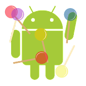 Lollipop 3D Live Wallpaper