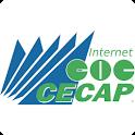 Internet COC – Cecap logo