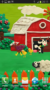 Farm HD Live wallpaper Screenshot 6