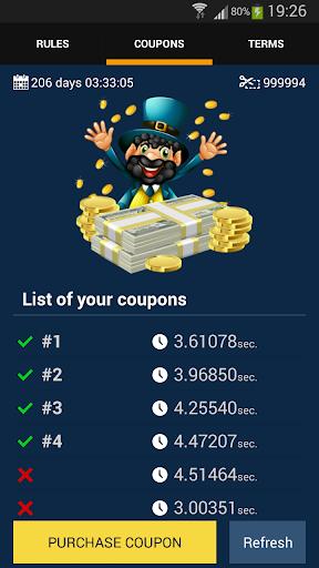 Become a Millionaire - Contest