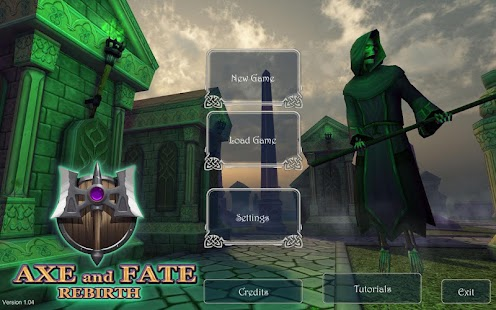 Axe and Fate (3D RPG) - screenshot thumbnail
