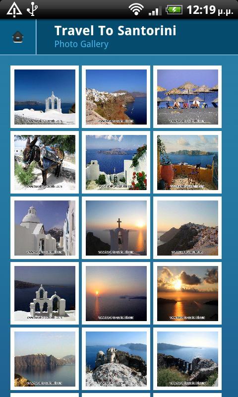 Santorini- screenshot