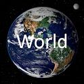 Geography Quiz – World logo