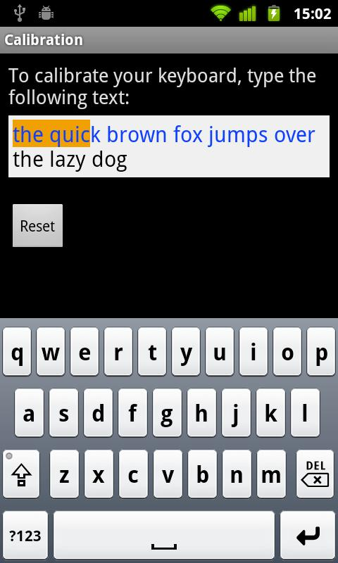 Indonesian for Smart Keyboard - screenshot