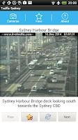 Screenshot of Live Traffic Sydney