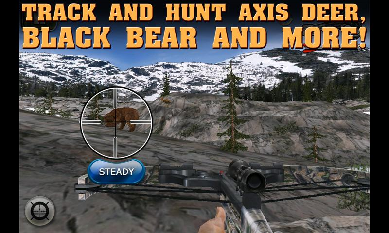 DEER HUNTER CHALLENGE - screenshot