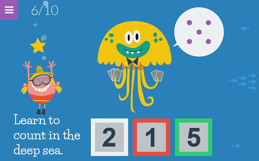 Monster Math Expedition