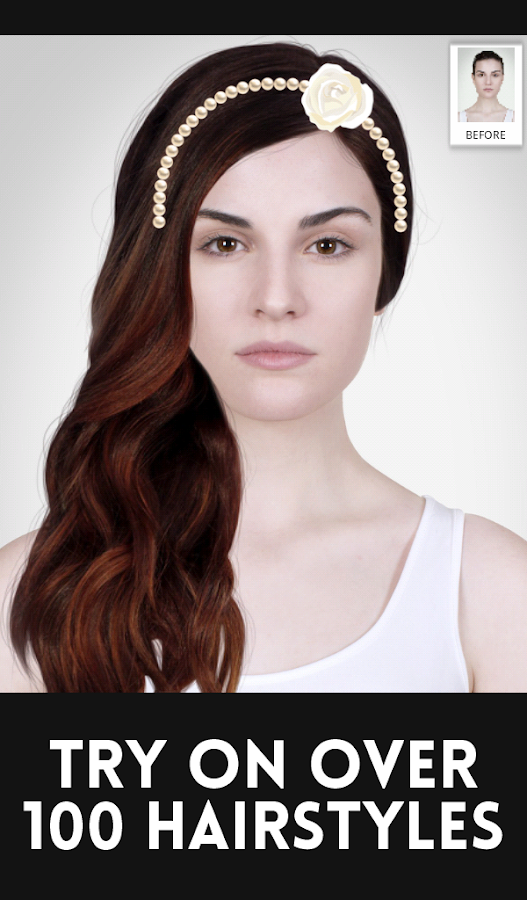 Remarkable Celebrity Hairstyle Salon Android Apps On Google Play Short Hairstyles Gunalazisus