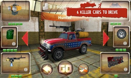 Zombie Derby Screenshot 1
