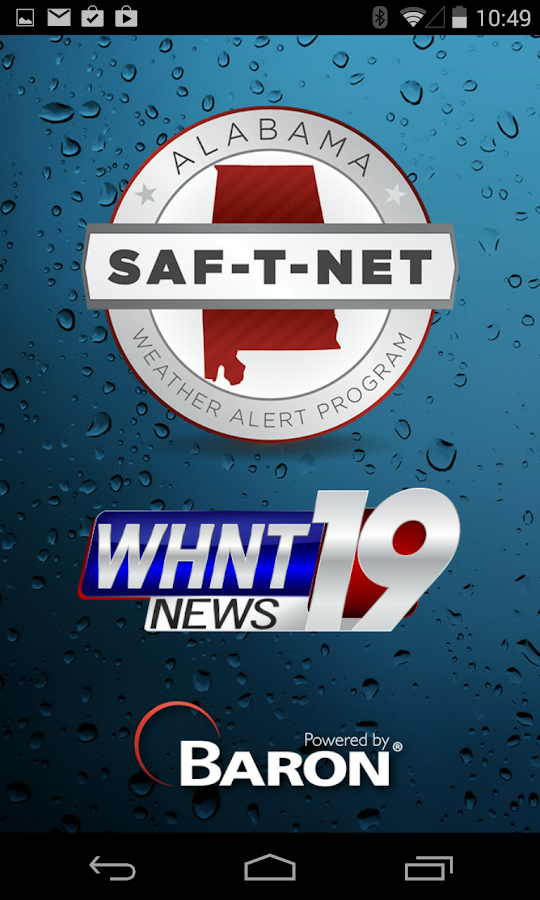 WHNT Alabama SAF-T-Net- screenshot