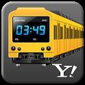 通勤タイマー from Yahoo!路線情報~便利な時刻表~ icon