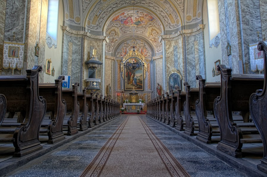 An old hungarian church by Gábor Fonnyadt - Buildings & Architecture Places of Worship