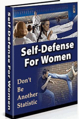 Self Defense For Women- screenshot