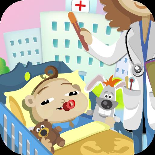 嬰兒醫院護理運動會 休閒 LOGO-阿達玩APP