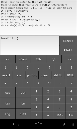 Smart Calculator - Kipycalc