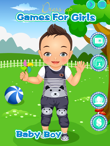 Download Baby Boy DressUp Free Game for PC