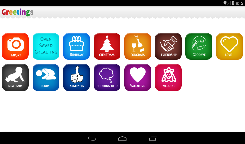 Assorted Greeting Cards Android Apps on Google Play