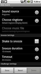 Alarm Clock - Awaken Free - screenshot thumbnail