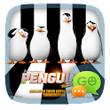 GO SMS PENGUINS THEME icon