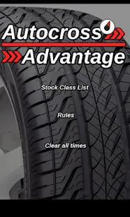 Autocross Advantage- screenshot thumbnail