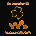 GO Launcher Walkman HD logo