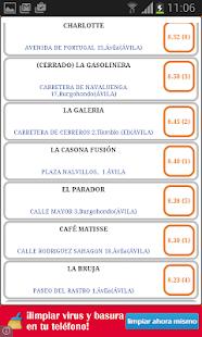 taapas.es (Spanish free tapas)- screenshot thumbnail