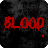 Free fonts - Blood
