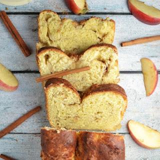 Apple Brioche Recipe