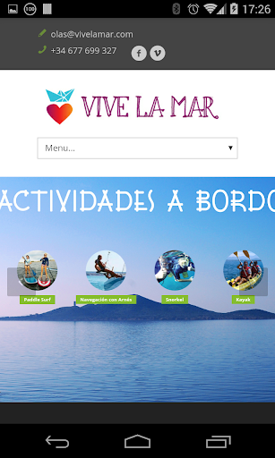 Vivelamar.com