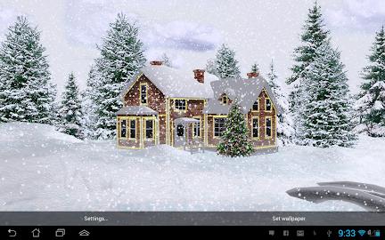 Snow HD Free Edition Screenshot 9