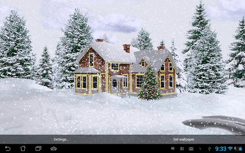 Snow HD Free Edition Screenshot 9