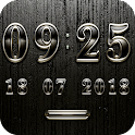 SYMPHONIE Digital Clock Widget