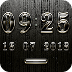 SYMPHONIE Digital Clock Widget icon
