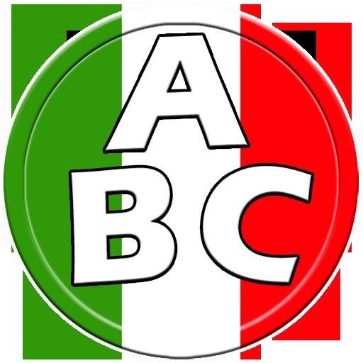 意大利為孩子們的遊戲 Italian for kids 教育 App LOGO-APP試玩