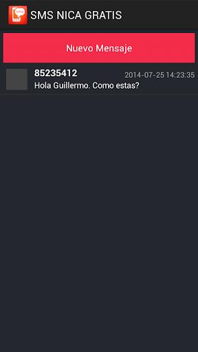 SMS GRATIS NICARAGUA