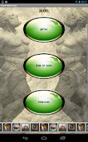 Screenshot of Greek Mythology