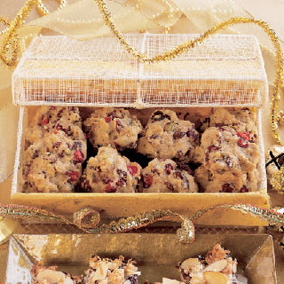 Cranberry-Orange Drop Cookies.