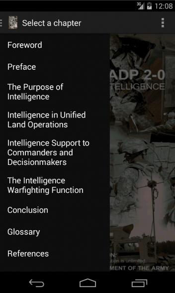 ADP 2 INTELLIGENCE - screenshot