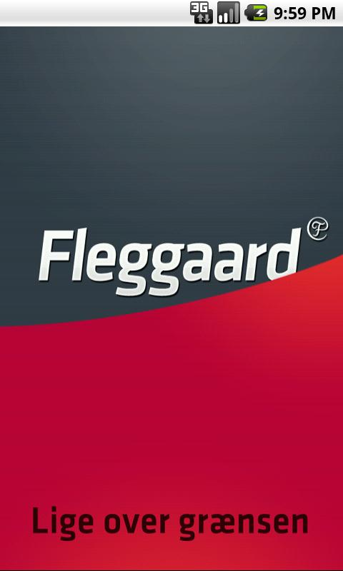Fleggaard - screenshot