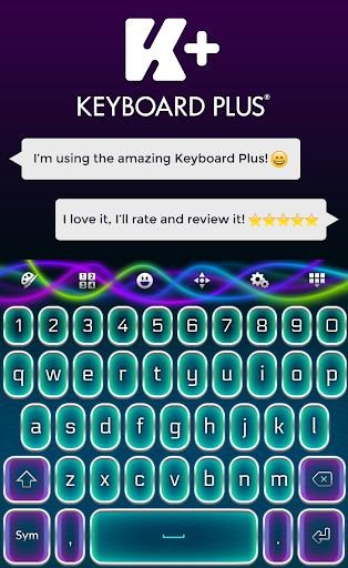 键盘超级颜色