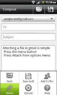 Attachments [Gmail Attach]