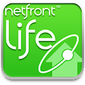 NetFront Life Connect logo