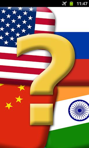 世界の国旗クイズゲーム無料