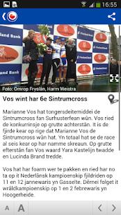 Omrop Fryslân - screenshot thumbnail