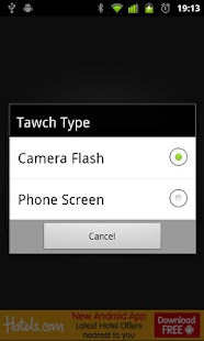 Tawch (Torch/Flashlight App)- screenshot thumbnail