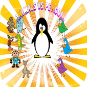 ANIMALS VS PENGUIN