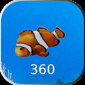 Aquarium 360 LWP